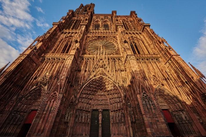 cathédrale de Strasbourg Grand Est