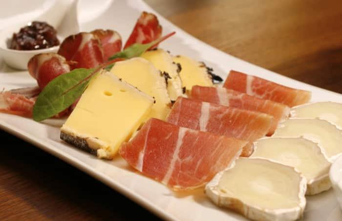 Charcuterie et fromage Corse