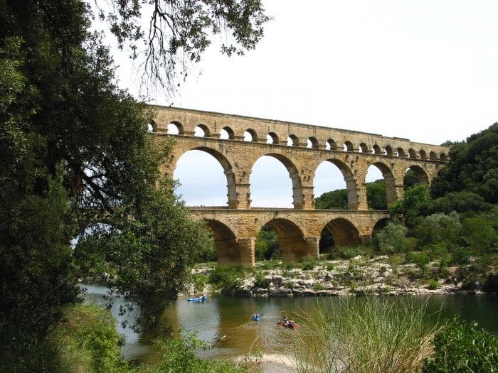 Gite proche du pont du Gard