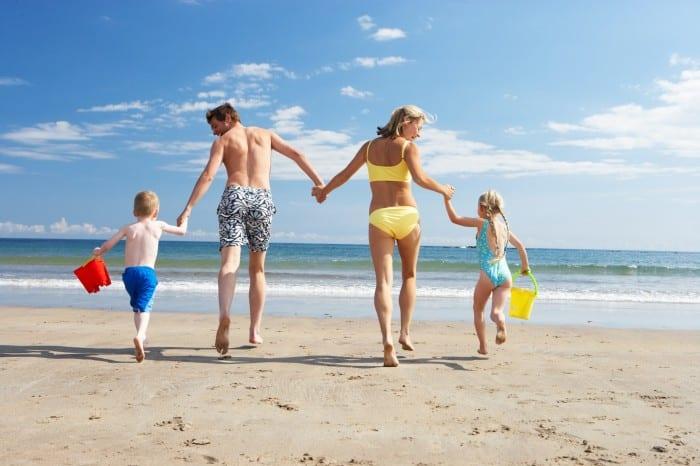 Vacances en famille dans le sud