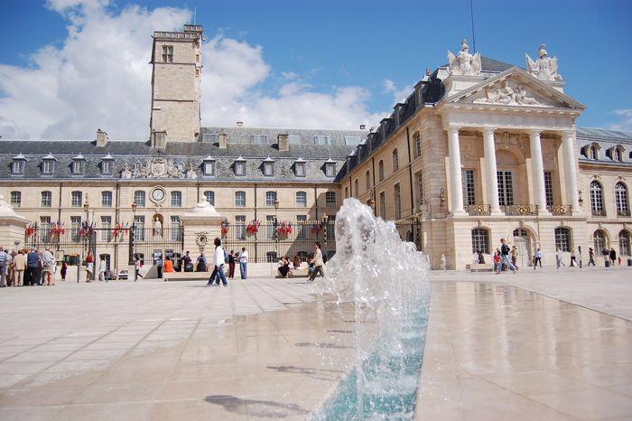 Dijon en Bourgogne-Franche-Comté
