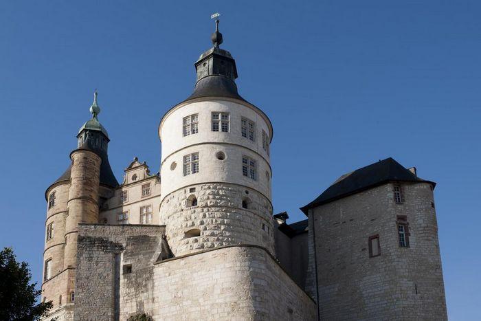 Montbéliard en région Bourgogne-Franche-Comté
