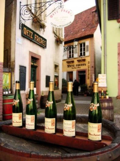 La viticulture en Grand Est