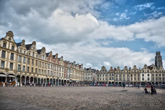 Trouvez un gite proche d'Arras