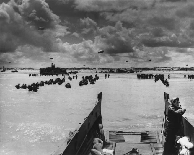 6 juin 1944 - débarquement de Normandie