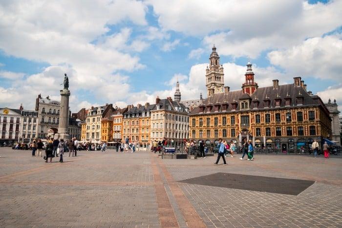 Cœur de ville de Lille