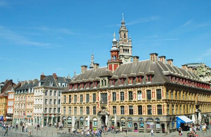 réserver un gite à Lille