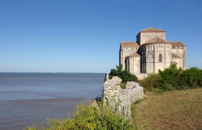 talmont-sur-gironde en Nouvelle-Aquitaine