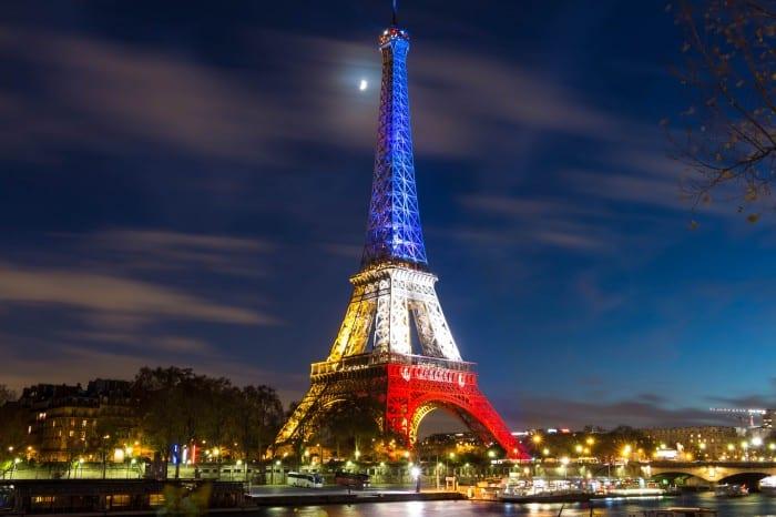 La tour Eiffel en Île-de-France