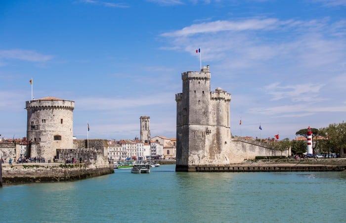 port de la Rochelle Nouvelle-Aquitaine