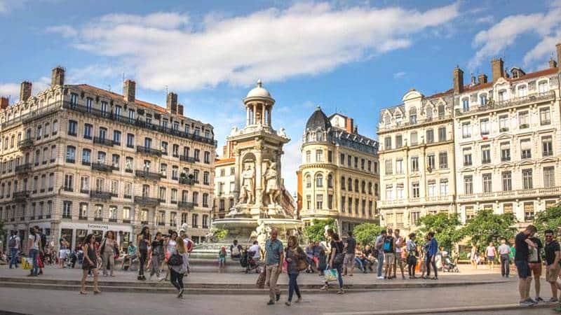 Découvrez Lyon