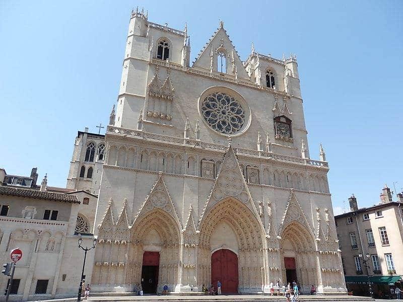 Cathédrale Saint Jean Baptiste