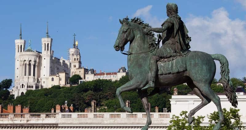 Ville de Lyon, magnifique